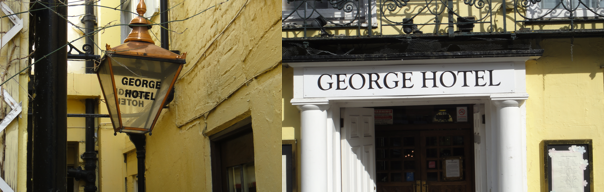 The George Hotel, Colchester