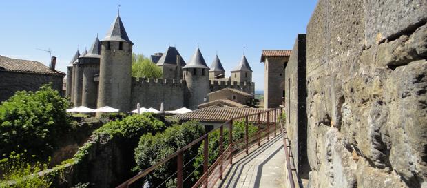 I jakten på historie drar vi til Carcassonne som er en av UNESCOs verdensarvsteder.