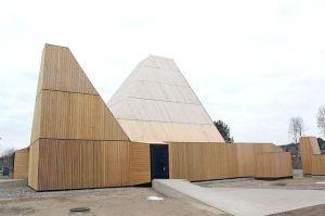 Nye Våler kirke (kilde: Bygg.no)