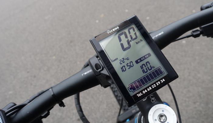 Fra start. 100 km rekkevidde.