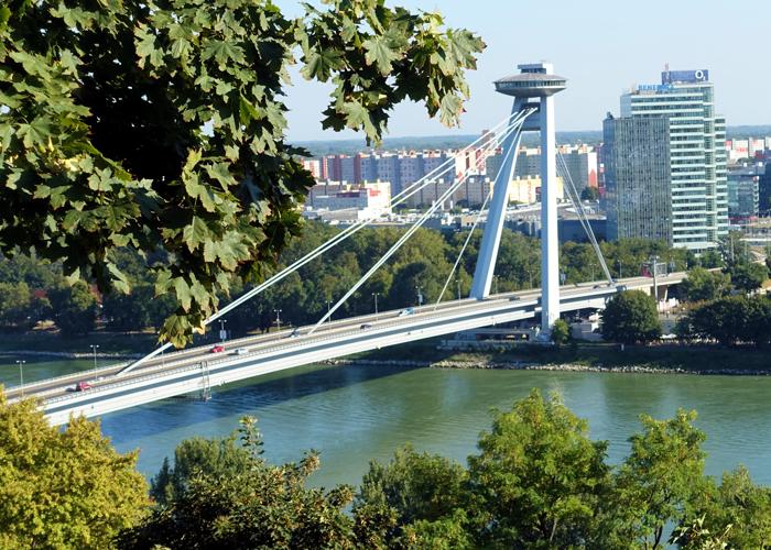 Bro over Donau