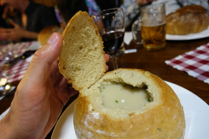 Brødsuppe